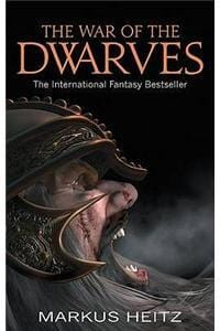 The War of the Dwarves (The Dwarves, #2)- 99bookscart-secondhand-bookstore-near-me