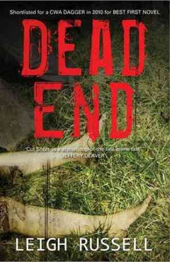 Dead End (DI Geraldine Steel, #3)- 99bookscart-secondhand-bookstore-near-me