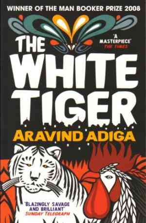 The White Tiger by Aravind Adiga- 99bookscart-secondhand-bookstore-near-me