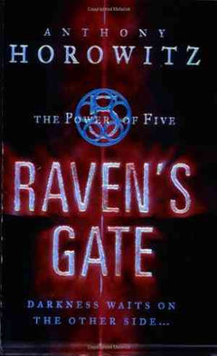 Raven's Gate (The Power of Five, #1)- 99bookscart