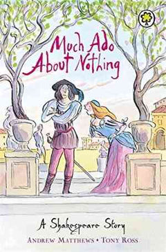 Much Ado About Nothing by Andrew  Matthews- 99bookscart-secondhand-bookstore-near-me