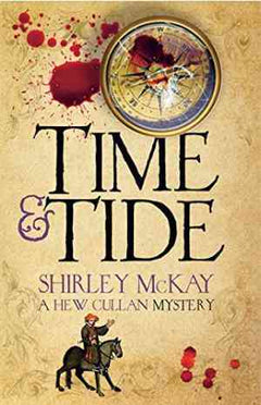Time & Tide (Hew Cullan Mystery, #3)- 99bookscart-secondhand-bookstore-near-me