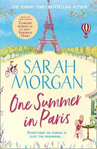 One Summer In Paris- 99bookscart-secondhand-bookstore-near-me