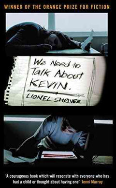 We Need to Talk About Kevin by Lionel Shriver- 99bookscart-secondhand-bookstore-near-me