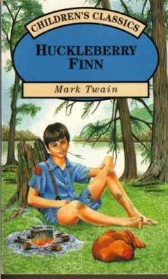 The Adventures of Huckleberry Finn- 99bookscart-secondhand-bookstore-near-me