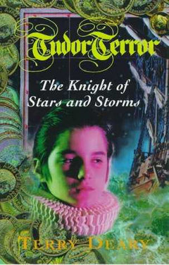 The Knight of Stars and Storms (Tudor Chronicles, #4)- 99bookscart-secondhand-bookstore-near-me