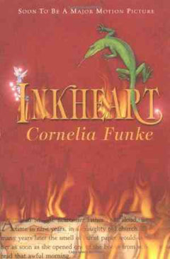 Inkheart (Inkworld, #1)- 99bookscart-secondhand-bookstore-near-me