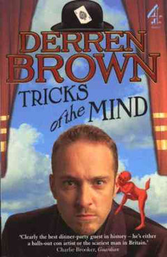 Tricks Of The Mind- 99bookscart-secondhand-bookstore-near-me