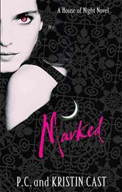 Marked (House of Night, #1)- 99bookscart