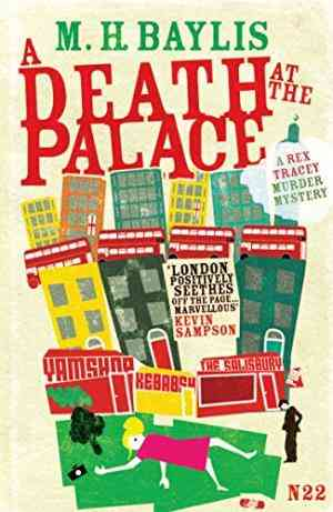 Death at the Palace- 99bookscart-secondhand-bookstore-near-me