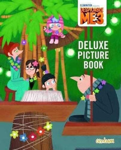 Despicable Me 3 Deluxe Picture Book