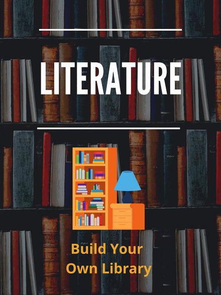 BOOKSCART BOX - 15 books