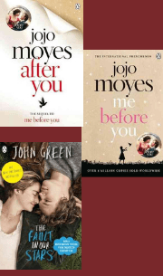 Special Combo (Me Before You, After You & Fault in our Stars)