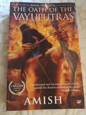 The oath of the vayuputras - 99bookscart