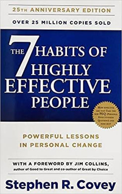 The 7 Habits of Highly Effective People Paperback - 99bookscart