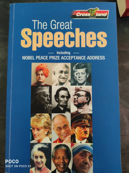 THE GREAT SPEECHES
