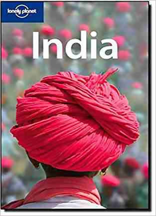 INDIA (LONELY PLANET COUNTRY GUIDES)