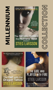 The Girl Who Played With Fire, The Girl Who Kicked the Hornet's Nest, The Girl with the Dragon Tattoo- 99bookscart-secondhand-bookstore-near-me