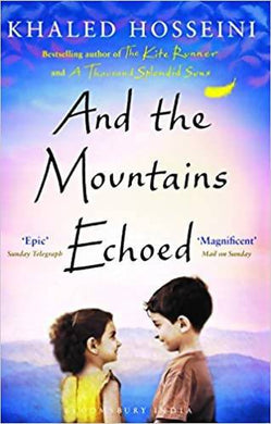 And the Mountains Echoed - 99bookscart
