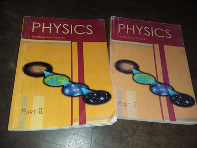Class 12th NCERT PHYSICS