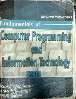 Fundamentals of Computer Programming and Information Technology