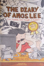 Load image into Gallery viewer, The Diary Of Amos Lee: 3 : I'M Twelve, I'M Tough, I Tweet!