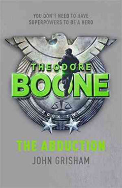 The Abduction (Theodore Boone, #2)- 99bookscart-secondhand-bookstore-near-me
