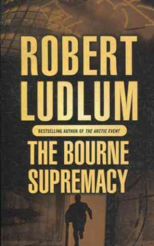 Bourne Supremacy (Imp)- 99bookscart-secondhand-bookstore-near-me