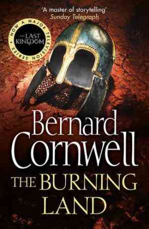The Burning Land (The Saxon Stories, #5)- 99bookscart-secondhand-bookstore-near-me