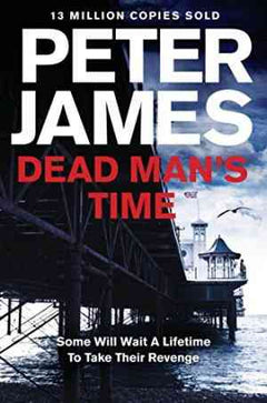 Dead Man's Time (Roy Grace, #9)