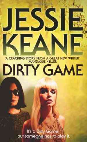 Dirty Game (Annie Carter #1)- 99bookscart-secondhand-bookstore-near-me