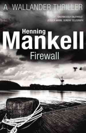 Firewall. Henning Mankell- 99bookscart-secondhand-bookstore-near-me