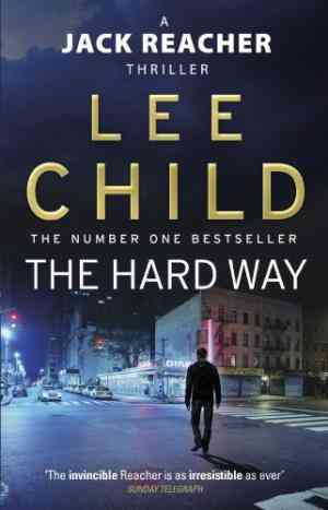 The Hard Way (Jack Reacher, #10)- 99bookscart-secondhand-bookstore-near-me