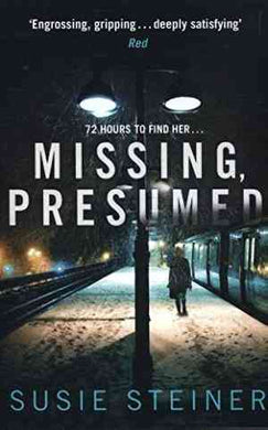 Missing, Presumed (DS Manon, #1)- 99bookscart