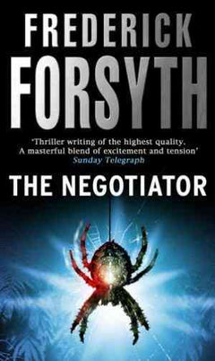 The Negotiator- 99bookscart-secondhand-bookstore-near-me