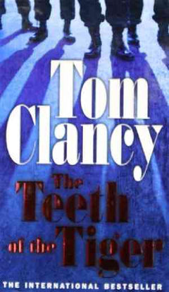 The Teeth of the Tiger (Jack Ryan Universe, #12)- 99bookscart-secondhand-bookstore-near-me