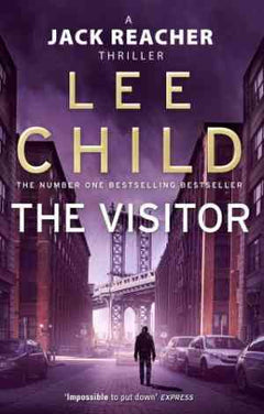 The Visitor (Jack Reacher, #4)- 99bookscart-secondhand-bookstore-near-me