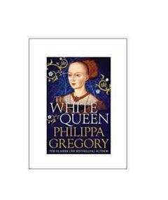 The White Queen (The Plantagenet and Tudor Novels, #2)- 99bookscart-secondhand-bookstore-near-me
