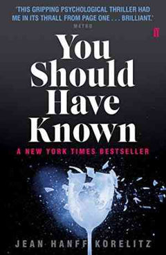 You Should Have Known: coming soon as The Undoing on HBO and Sky Atlantic- 99bookscart-secondhand-bookstore-near-me