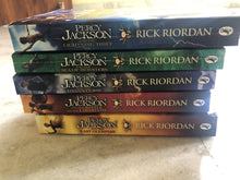 Load image into Gallery viewer, PERCY JACKSON SERIES
