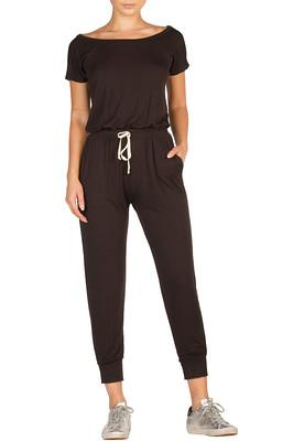 Black Elan Jumpsuit