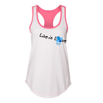 JAMOREBLUE Sport Women's Ideal Colorblock Racerback Tank