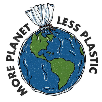 more planet, less plastic