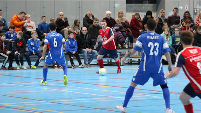 York City sign Serie B Futsal star