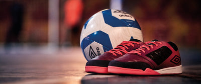 MORE GAME: UMBRO LAUNCH NEW FUTSAL SHOE
