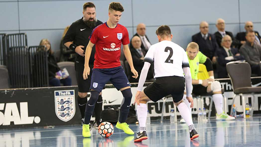 Futsal Laws of the Game | Futsal rules