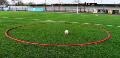 The best futsal/ football goals for home training in the garden