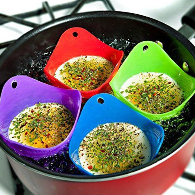 PoachPerfect - Perfect Egg Poaching Set (4 Pcs)