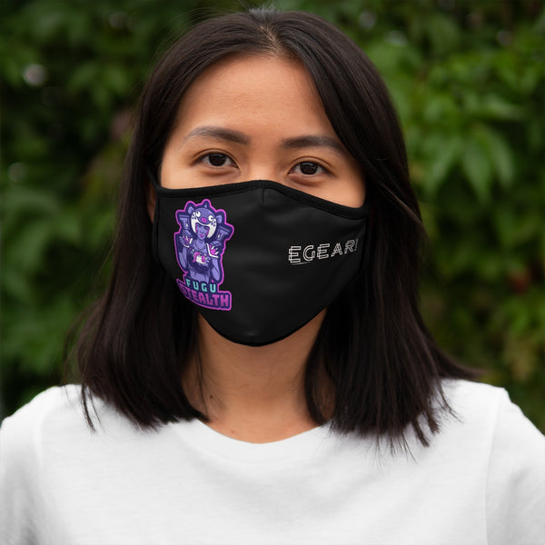 Fugu Stealth Fitted Polyester Face Mask