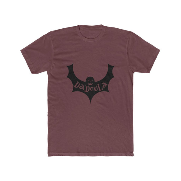 Dadcula Men's Cotton Crew Tee